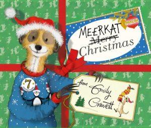 Meerkat Christmas Cover