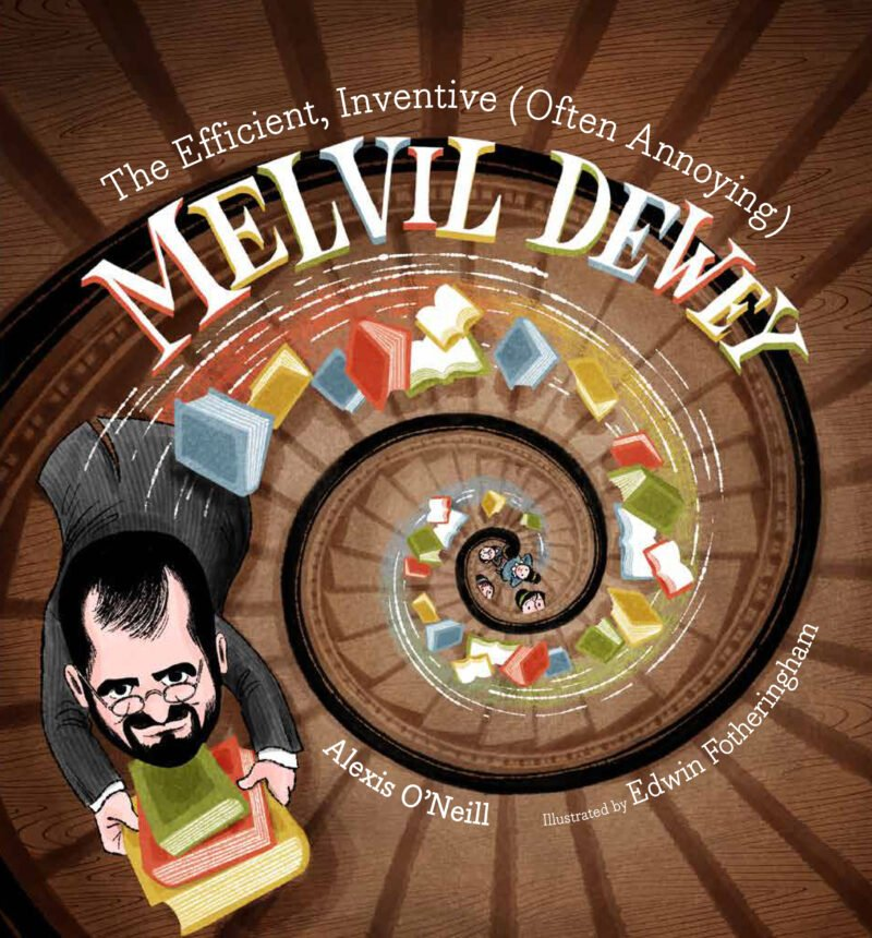 EFFICIENT MELVIL DEWEY cvr