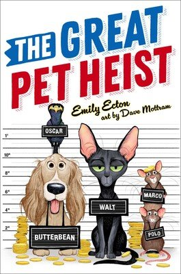 the great pet heist cvr