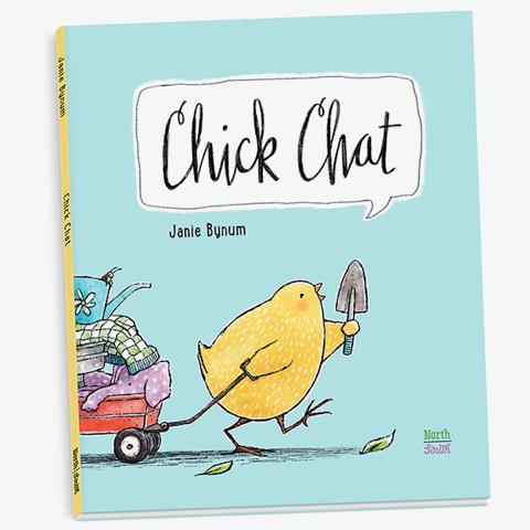 CHICKCHAT cover