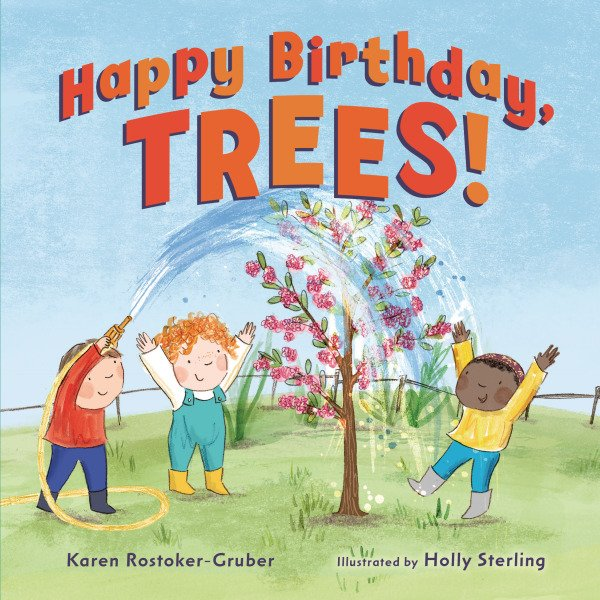 Happy Birthday Trees cover