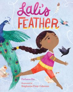 LalisFeather cover