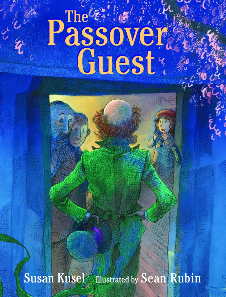 The Passover Guest cover