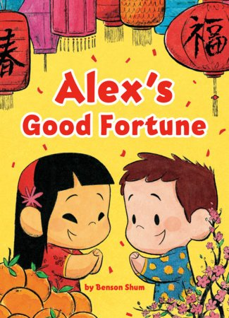 Alexs Good Fortune cover