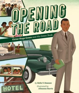 Opening the Road cover