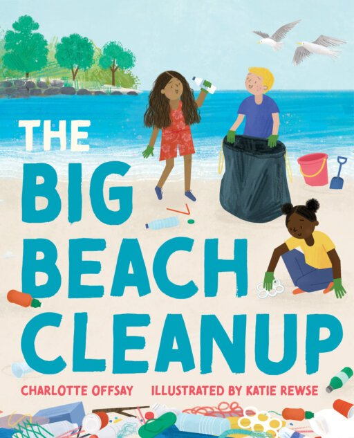 TheBigBeachCleanup cover