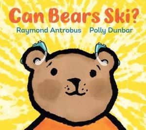 Can Bears Ski cover