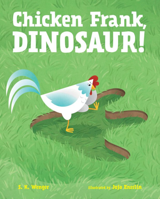 Chicken Frank Dinosaur cover reveal