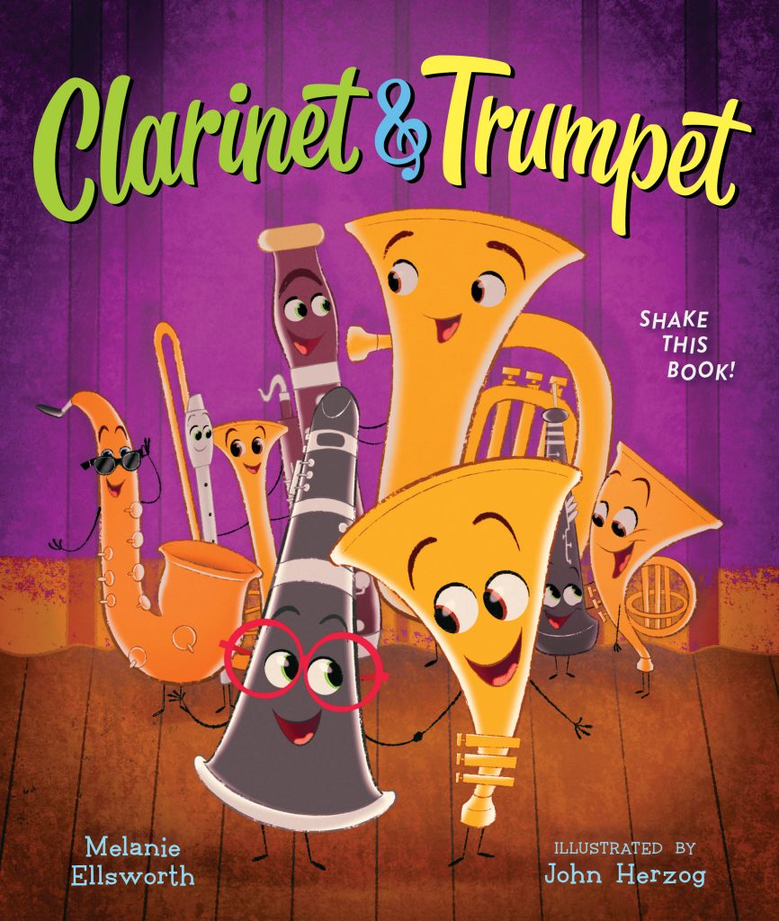 Clarinet and Trumpet cover An Interview with Melanie Ellsworth
