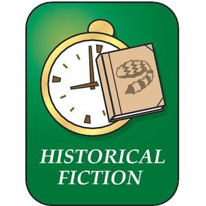 Free Clipart Historical Fiction for Four Historical Fiction Novels