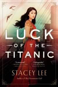 Luck of the Titanic cvr Four Historical Fiction Novels