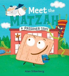 Meet the Matzah cvr Passover Picture_Books