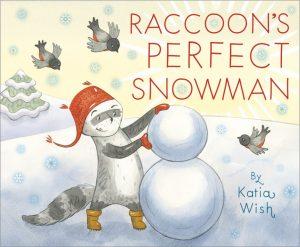 RaccoonsPerfectSnowman cover
