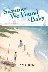 The Summer We Found the Baby cvr Four Historical Fiction Novels