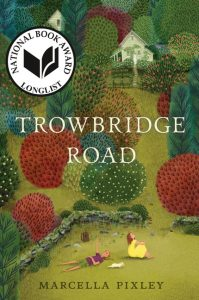 Trowbridge Road cover for Four Historical Fiction Novels
