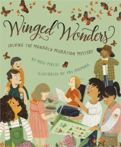 Winged Wonders cover
