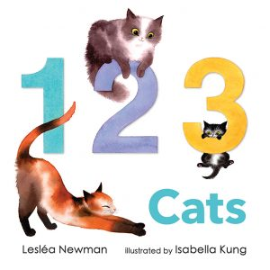 123 CATS Cover