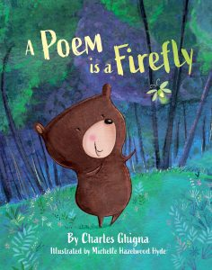 A Poem is a Firefly cvr