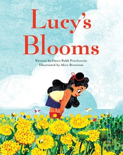 Lucys Blooms cover