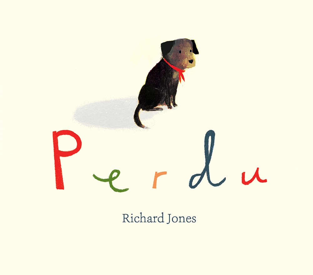 Picture Book Blog Tour For Perdu