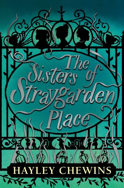 The Sisters of Straygarden Place cvr
