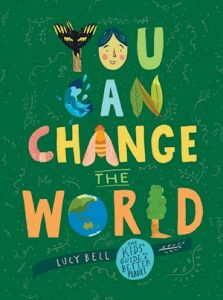 You Can Change The World cvr