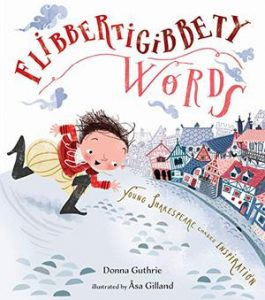 Flibbertigibbety Words cover