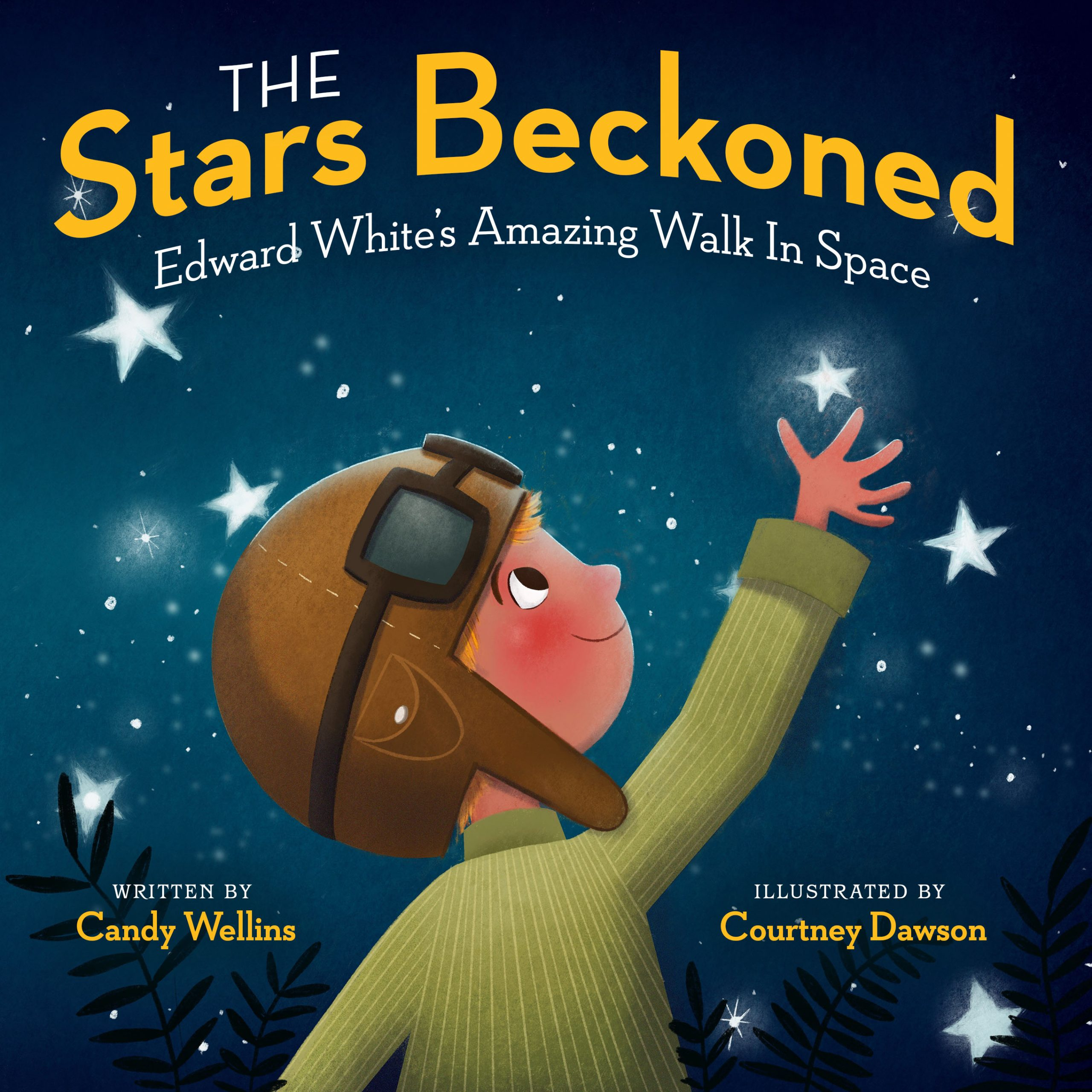 An Interview With The Stars Beckoned Author Candy Wellins