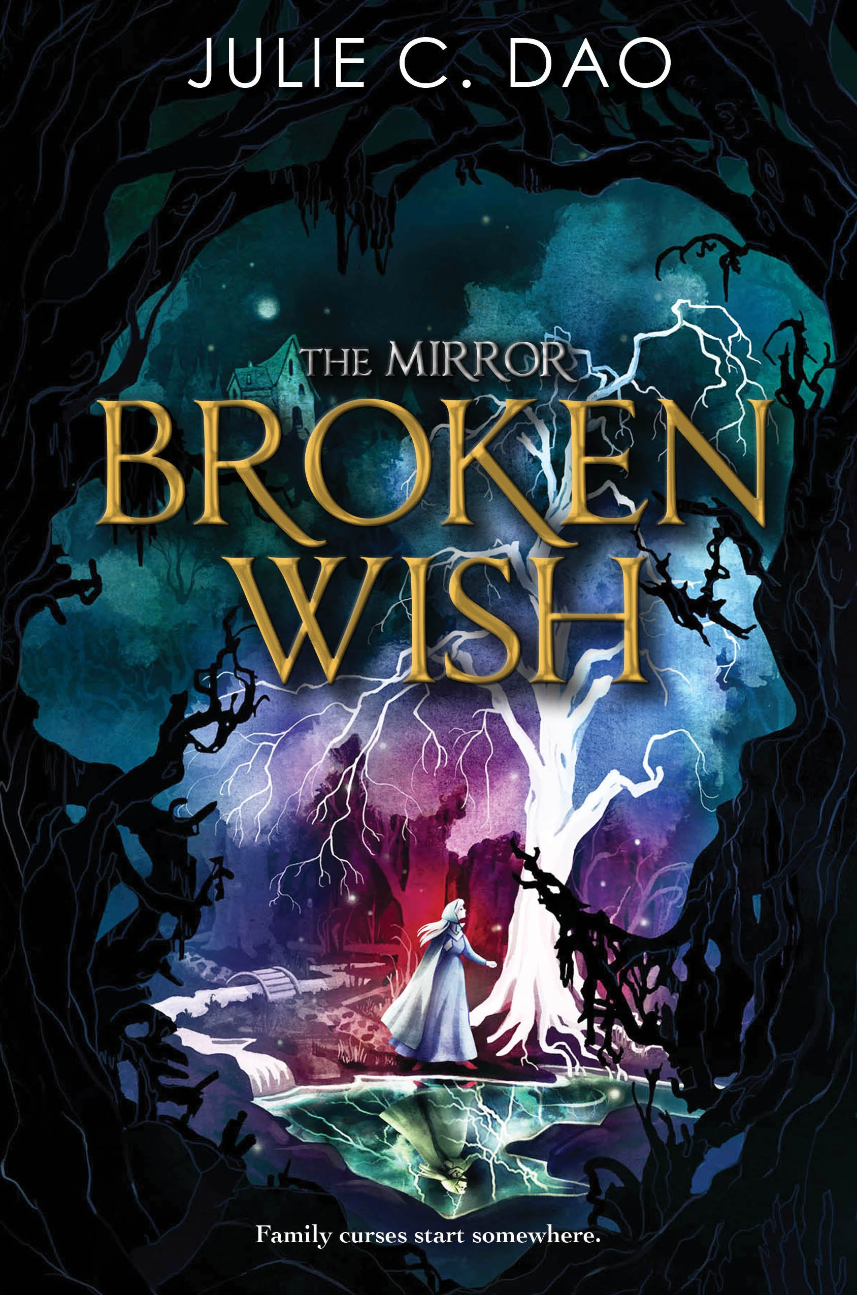Young Adult Book Review – The Mirror: Broken Wish
