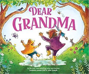 Dear Grandma cover