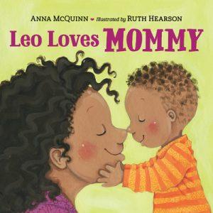 Leo Loves Mommy cover