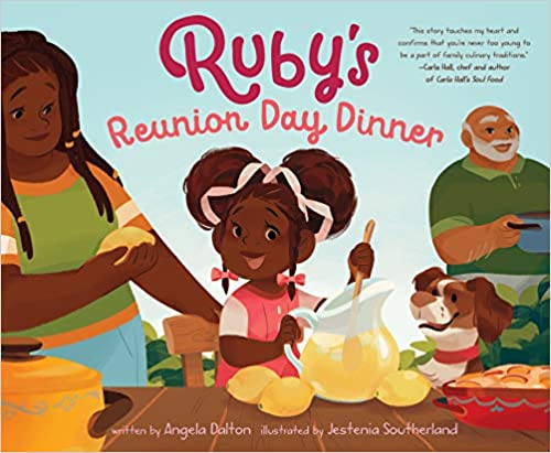 Kids Picture Book Review – Ruby's Reunion Day Dinner