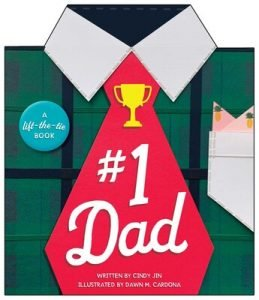 1 Dad book cover