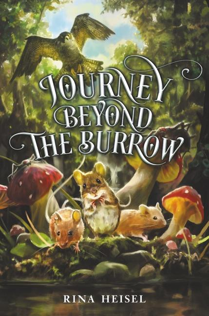 Journey Beyond the Burrow cover