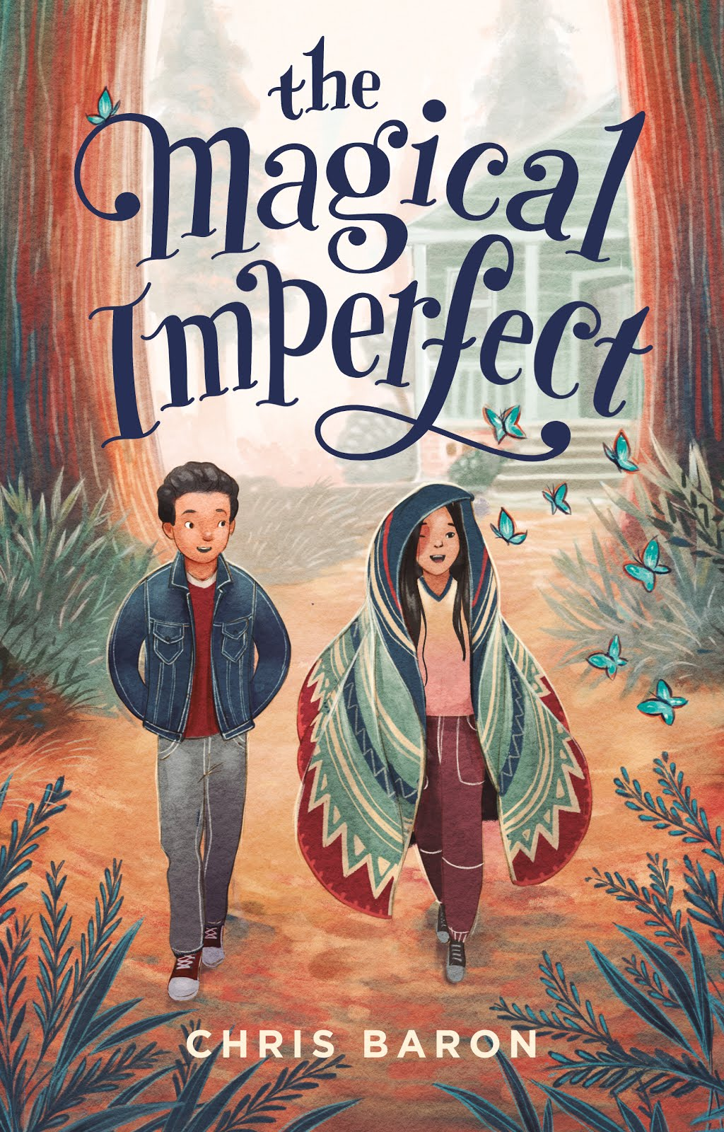 A Review Of The Magical Imperfect And An Interview With Author Chris Baron