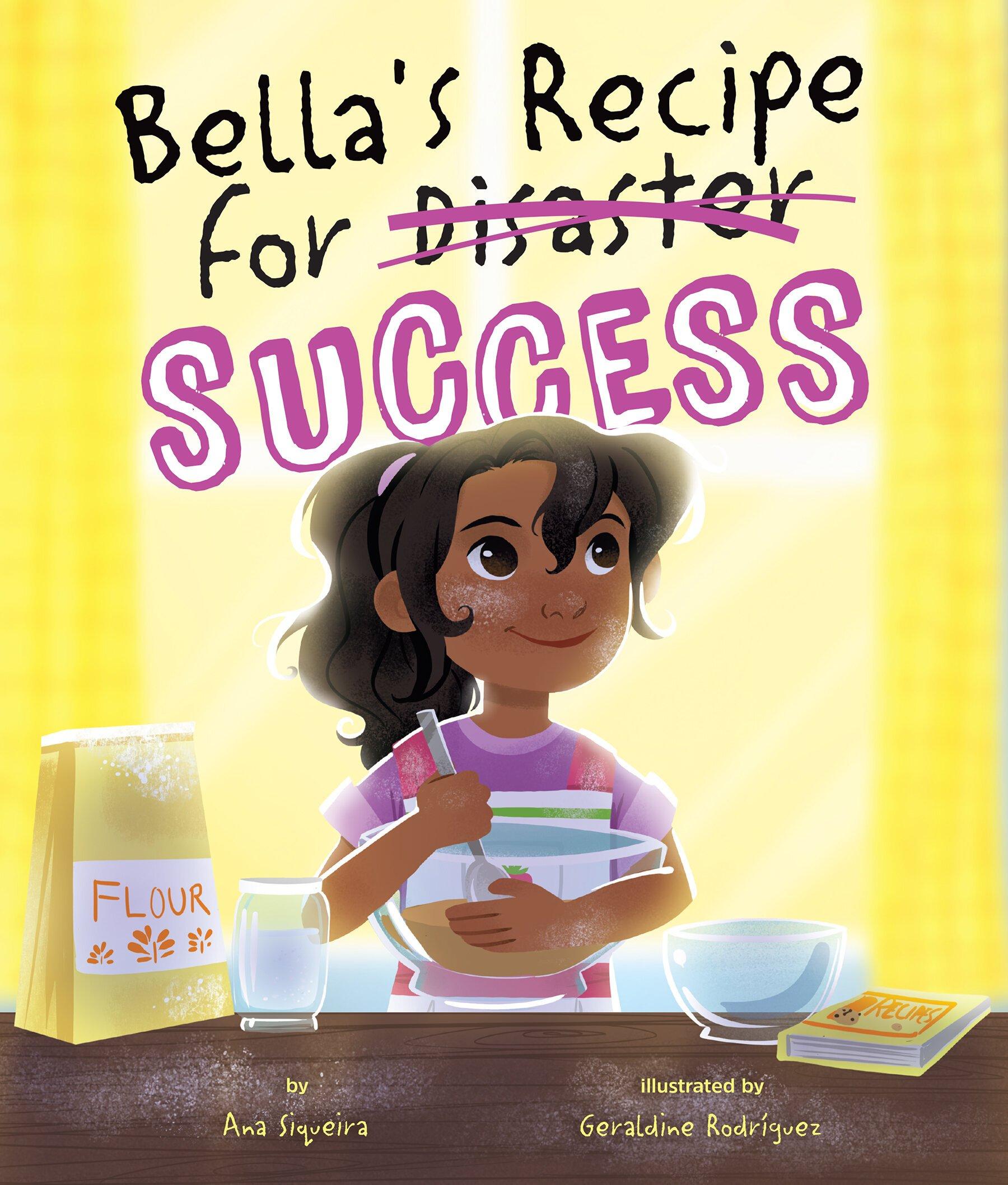 Kids Picture Book – Bella's Recipe For Success