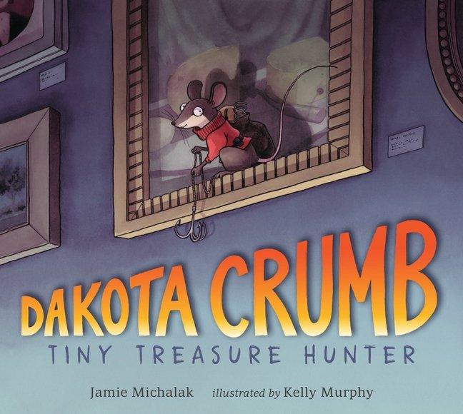 DakotaCrumb Tiny Treasure Hunter cover