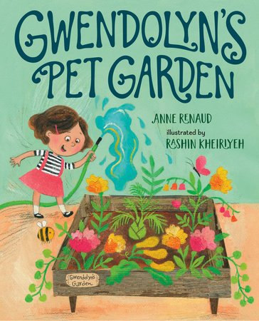 Picture Book Review – Gwendolyn's Pet Garden