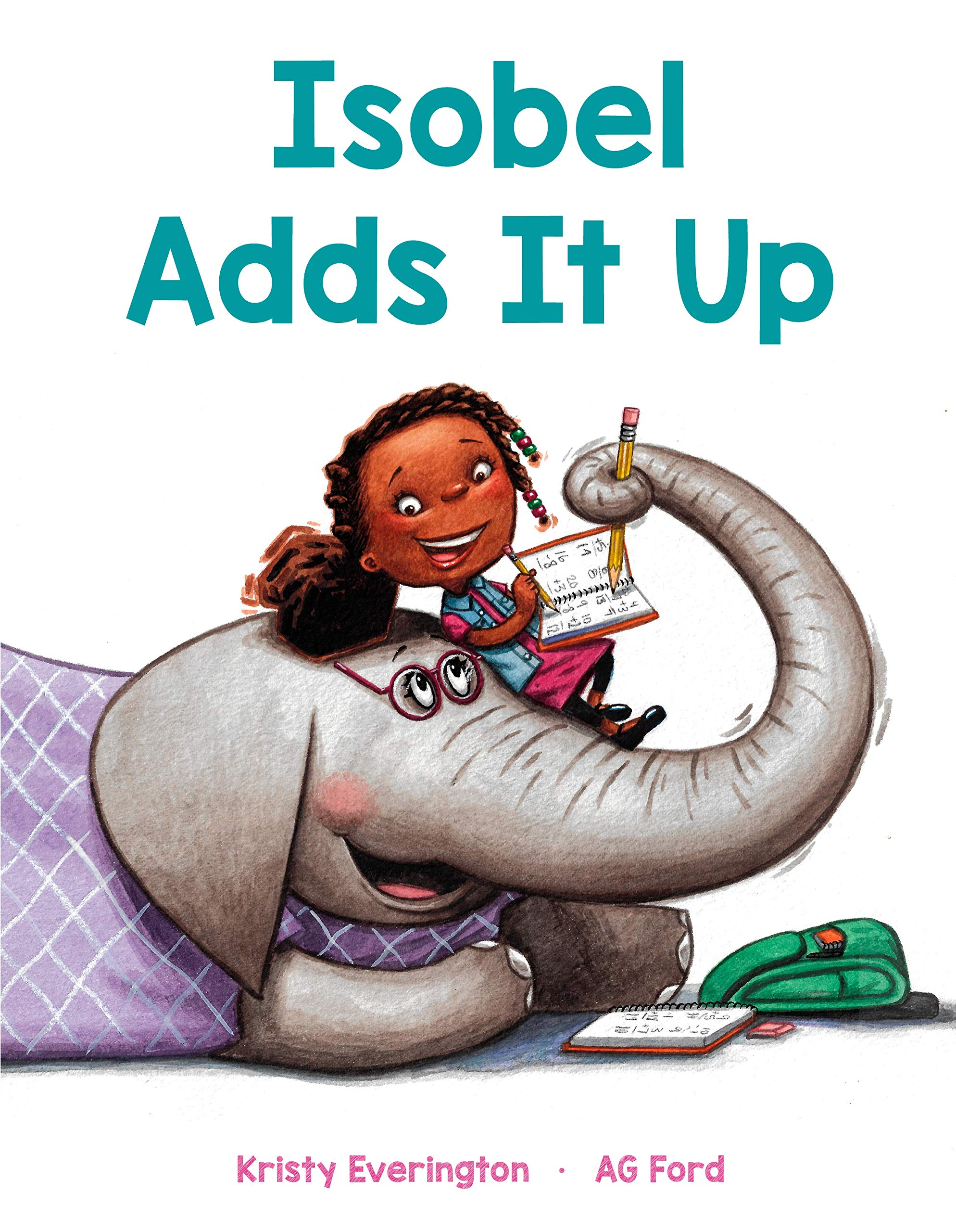 Picture Book Review – Isobel Adds It Up