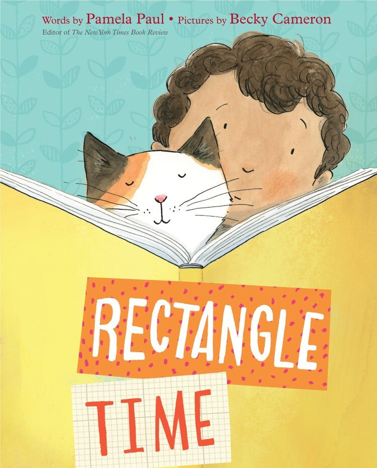 Rectangle Time cover