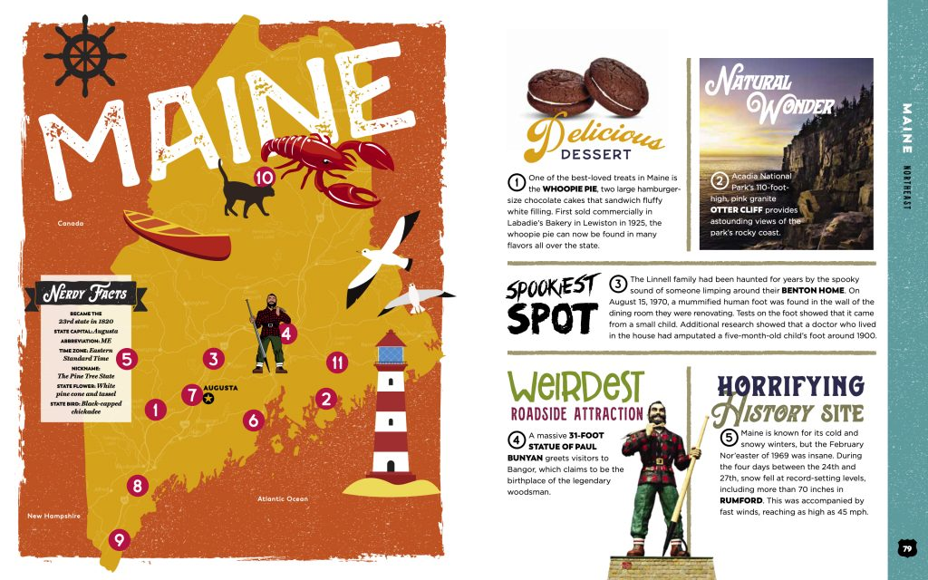 TheAwesome50States intspread Maine
