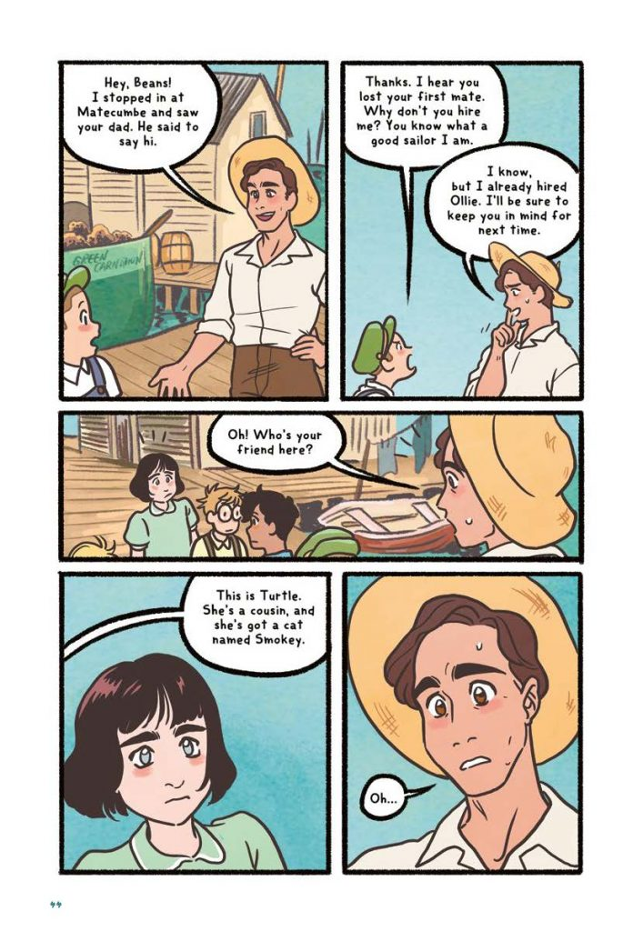 Turtle in Paradise Page 10
