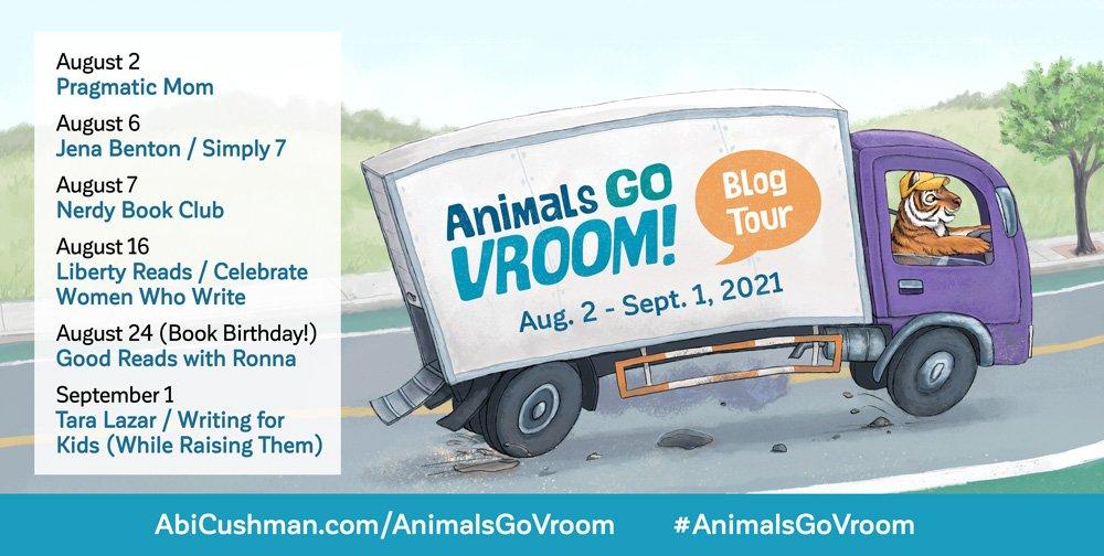AGV blog-tour