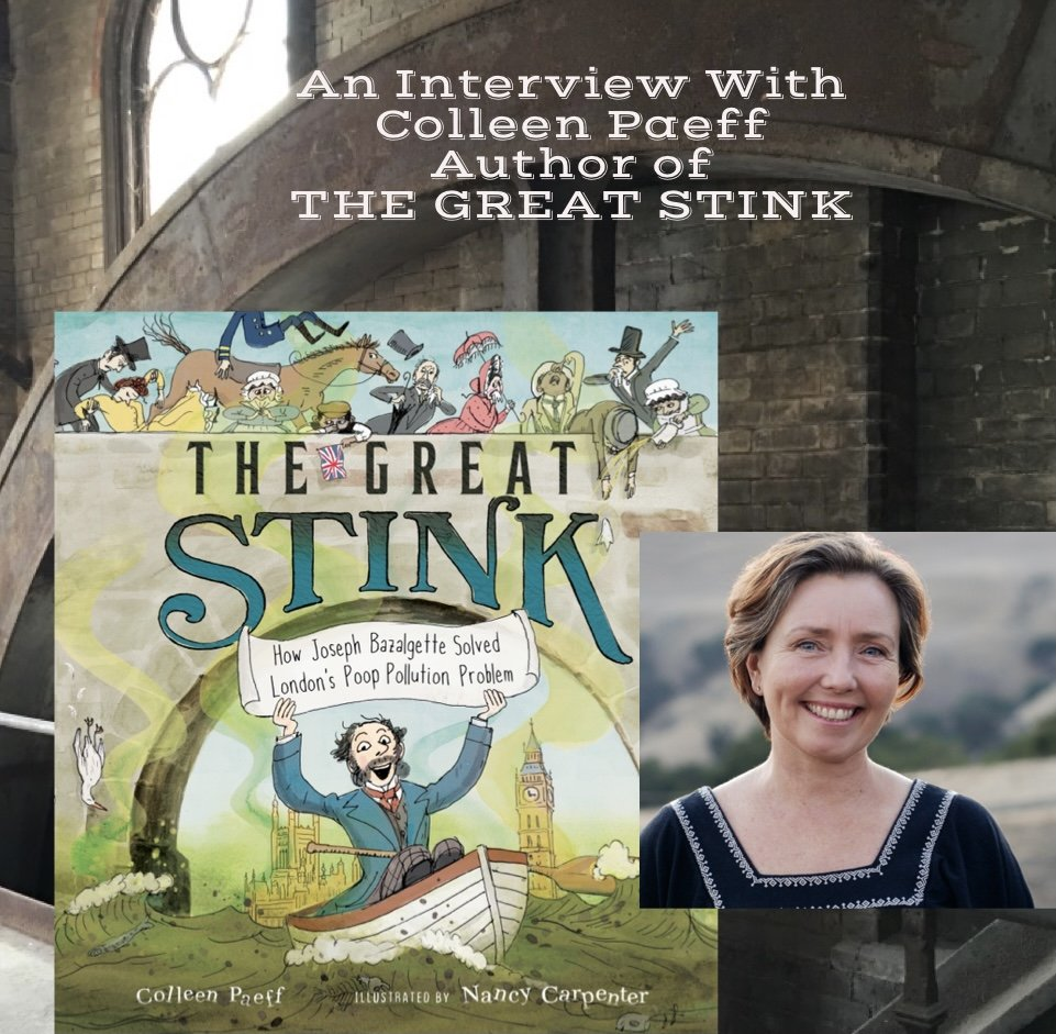 An Interview With Colleen Paeff Author Of The Great Stink