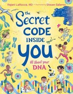The Secret Code Inside You cover