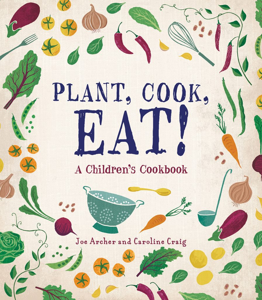 Plant Cook Eat! cover