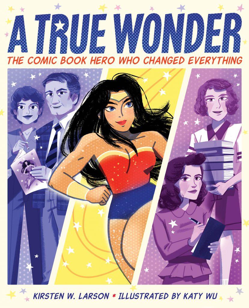 A True Wonder cover