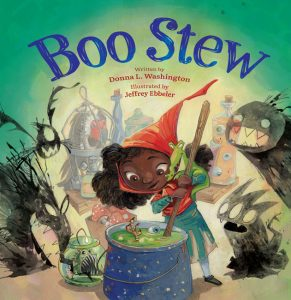 Boo Stew cover