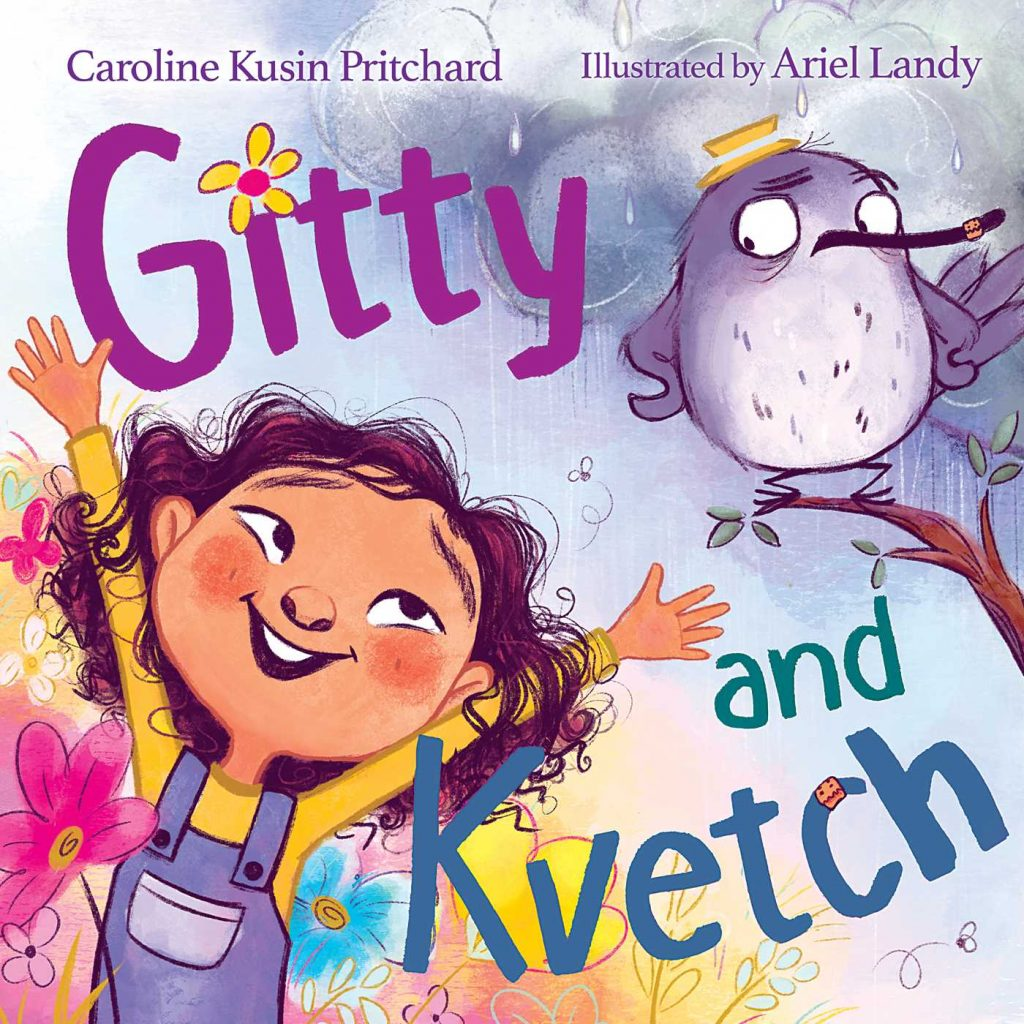 Gitty and Kvetch cover