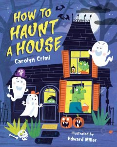 How to Haunt a House cover